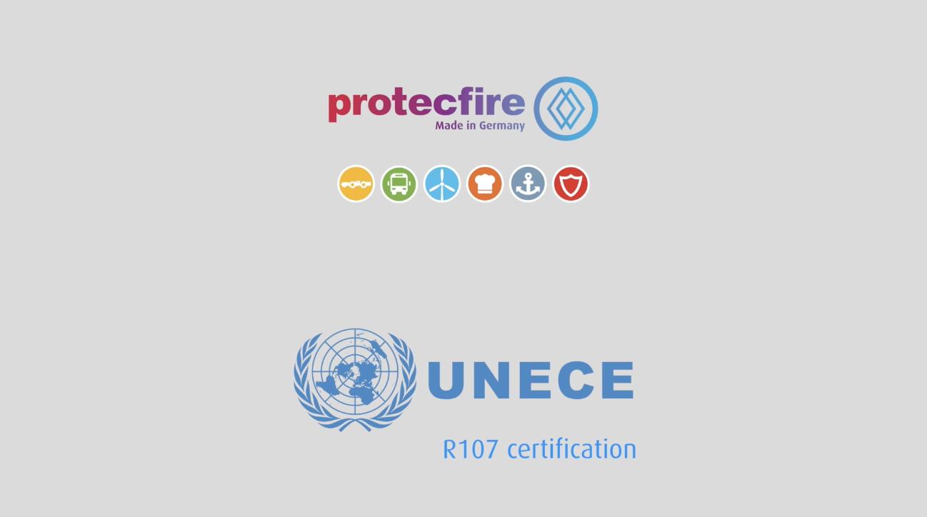 UNECE R107 Certification
